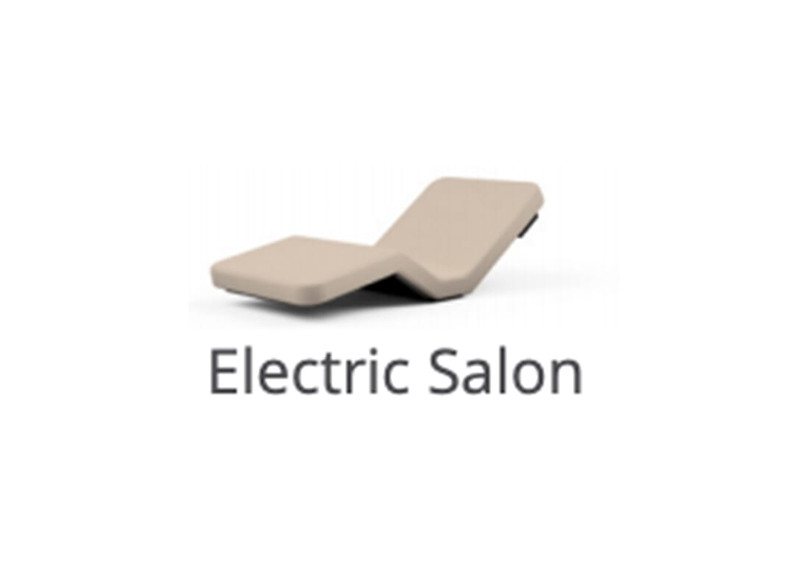 Oakworks Electric Salon Top Table, Performalift top only