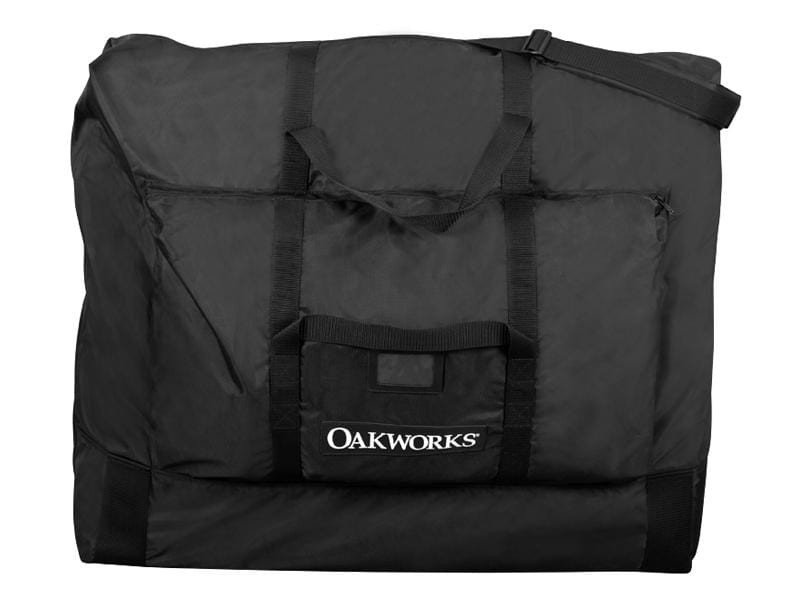 Oakworks Portable Massage Table Professional Carry Case