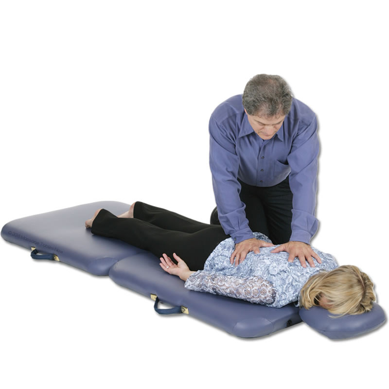 Pisces Pro New Wave II Lite Portable Massage Table-flat