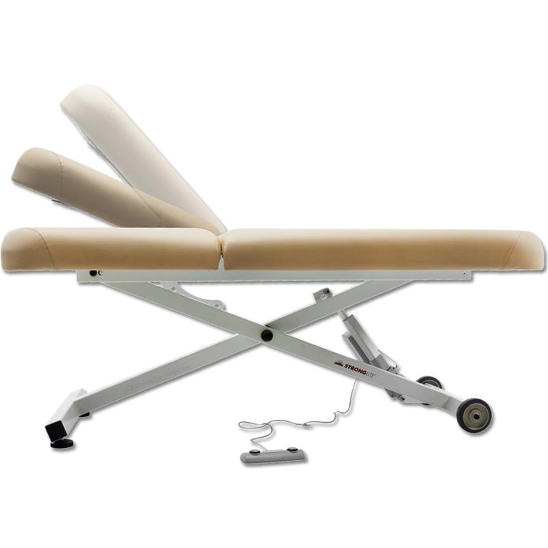 Stronglite Ergo Lift Tilt Massage Table-positions