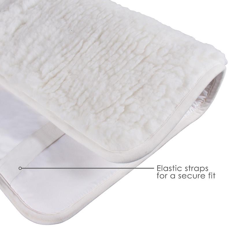 EarthLite Basics Fleece Pad Set - strap