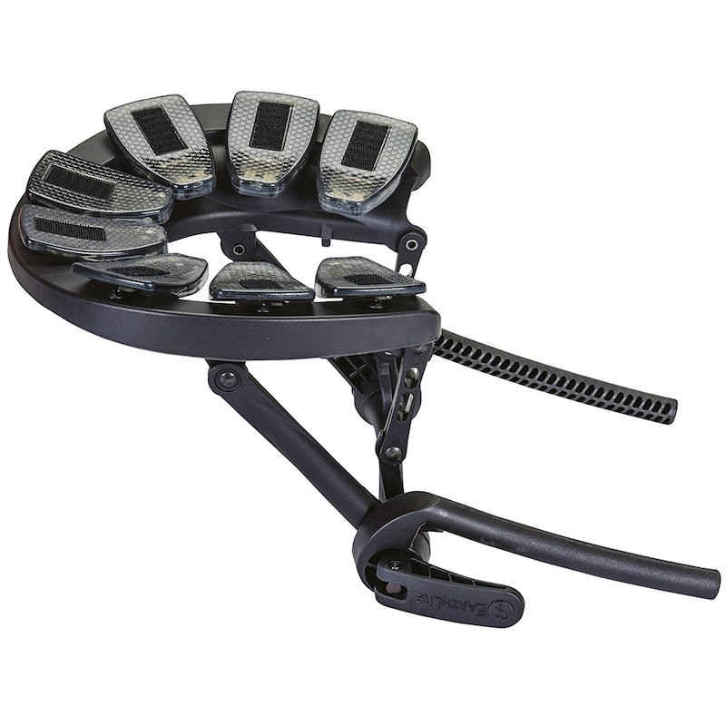 Earthlite Caress Self-Adjusting Head Rest Platform - elevated