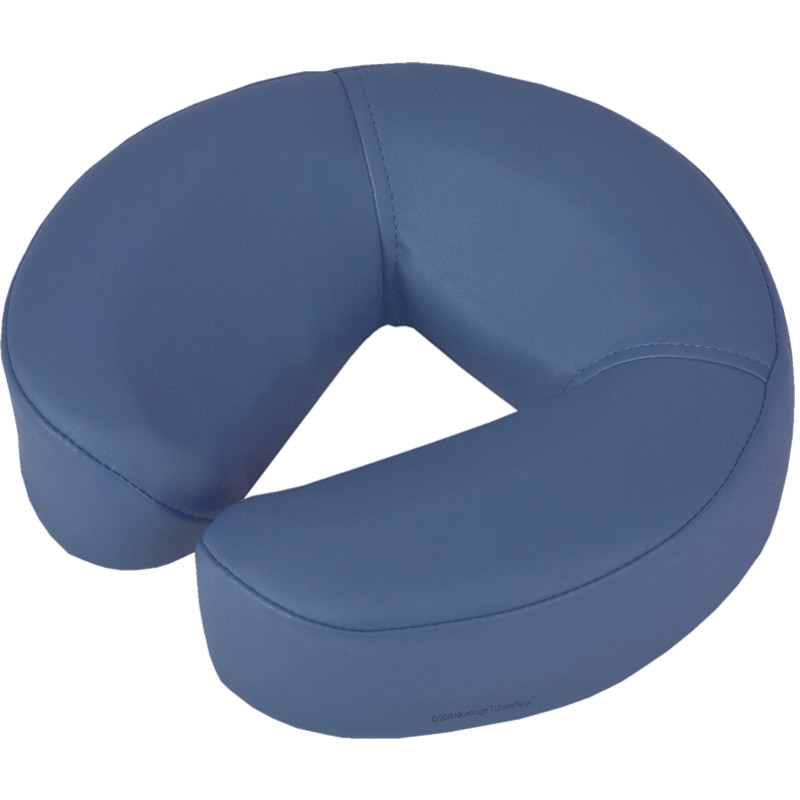 Earthlite Crescent Head Rest Platform with Face Pillow - pillow