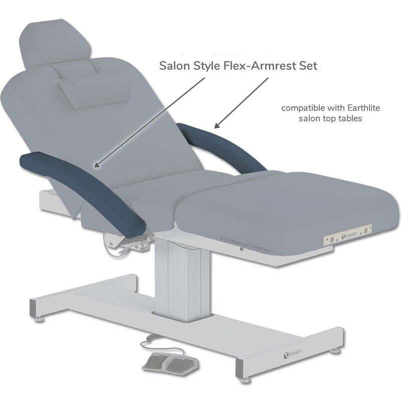 Earthlite Massage Table Salon Flex-Armrest