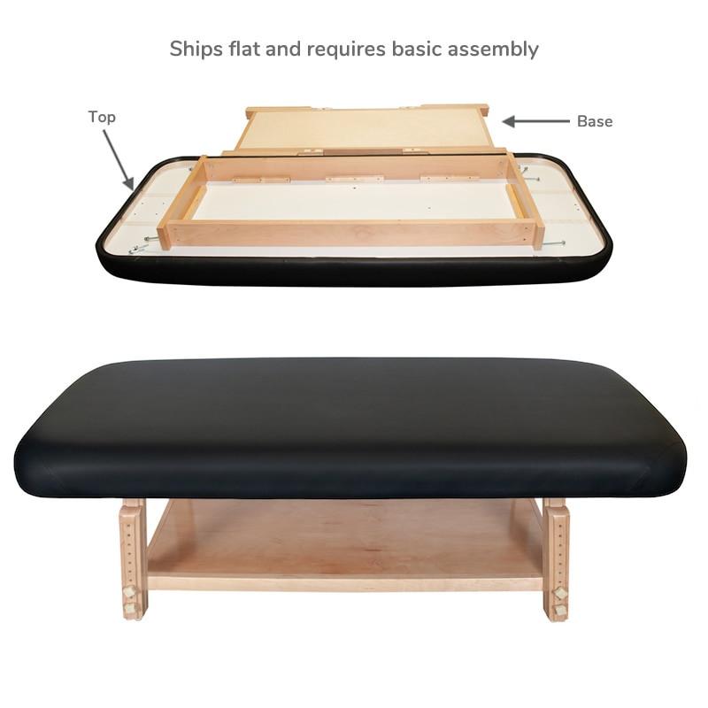 Earthlite Terra treatment table - assembly