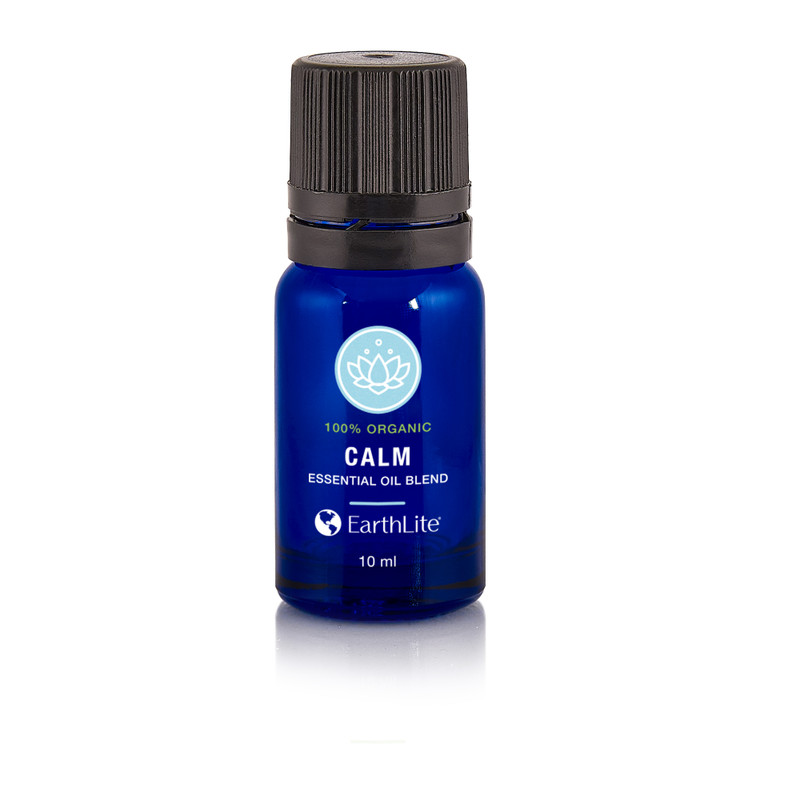 EarthLite Organic Essential Oil Blends, 10ml, CALM BLEND