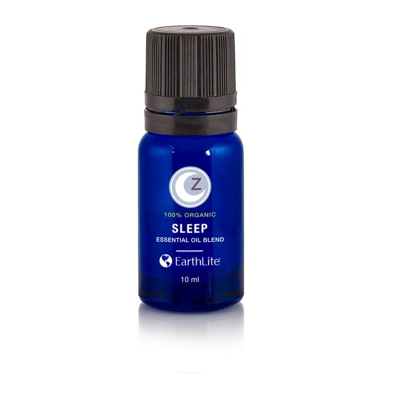EarthLite Organic Essential Oil Blends, 10ml, SLEEP BLEND