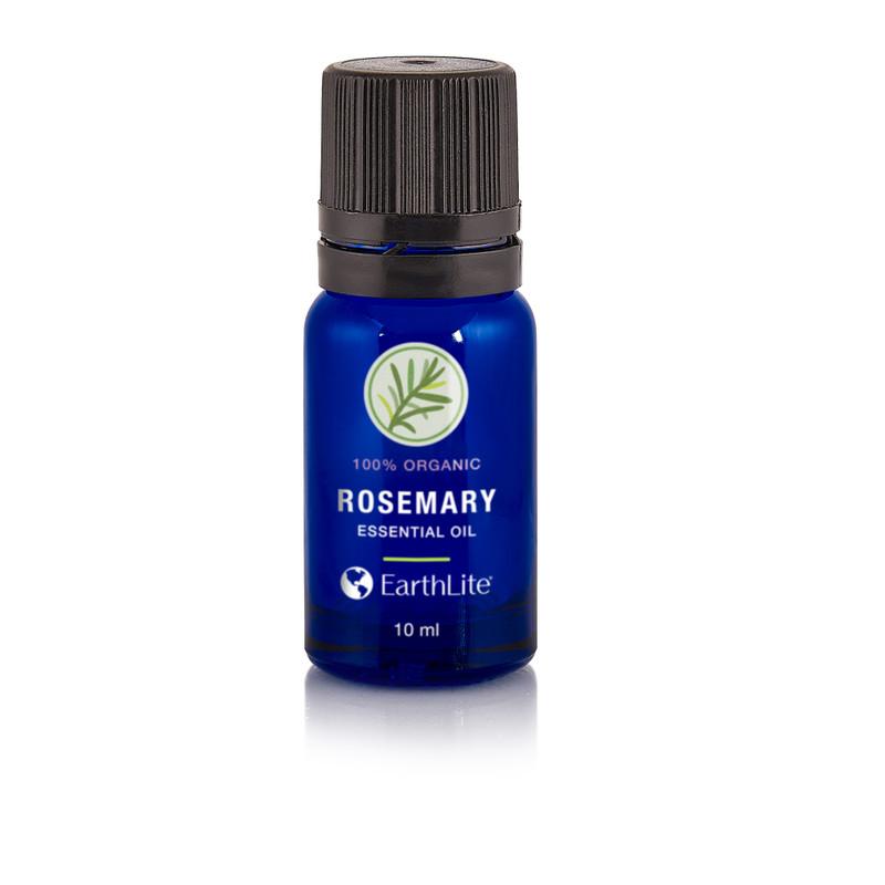 Earthlite Organic Essential Oils Single-Note, 10ml, ROSEMARY
