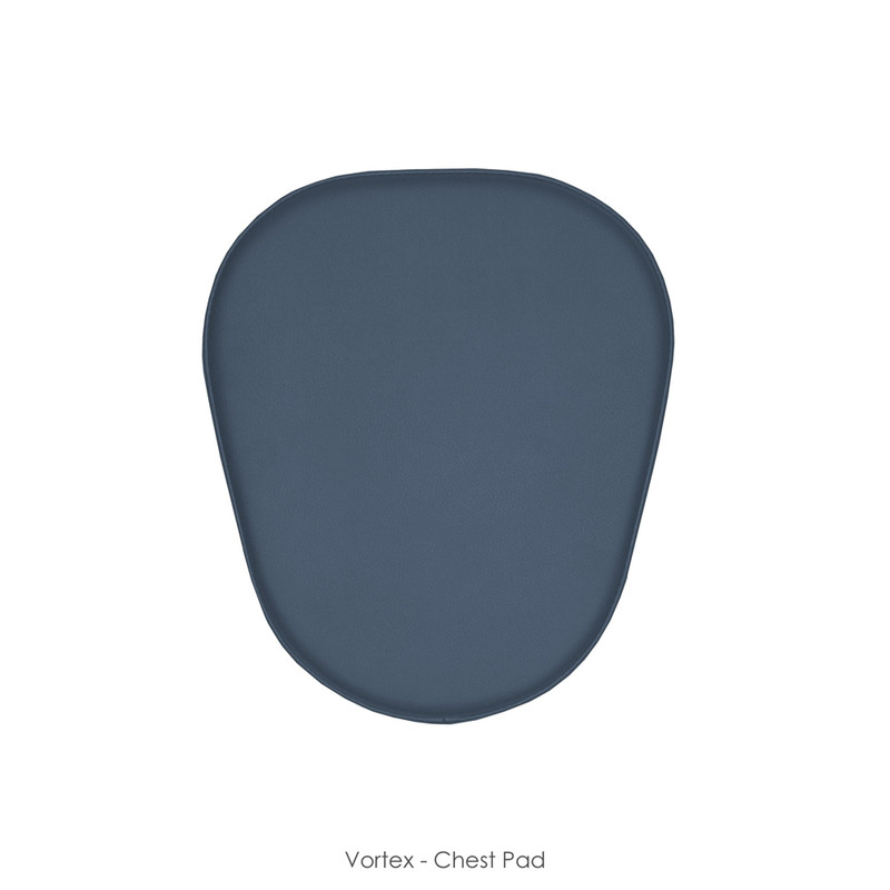 Earthlite Portable Massage Chair Replacement Pads, VORTEX, chest pad