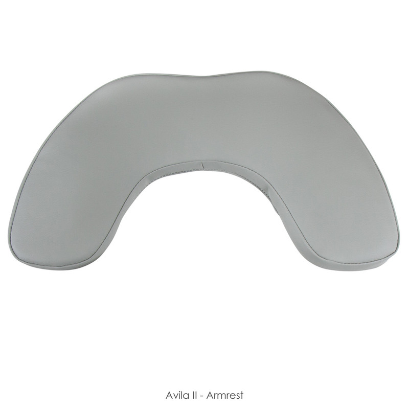 Earthlite Portable Massage Chair Replacement Pads, AVILA II, Arm Rest