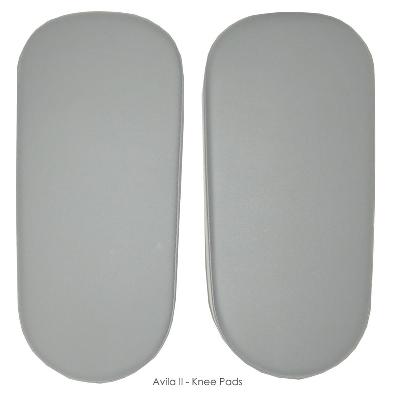 Earthlite Portable Massage Chair Replacement Pads, AVILA II, Knee Pad