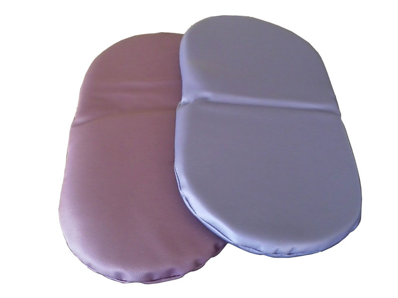 Pisces Pro Massage Table Bolsters, Cushioned Flap