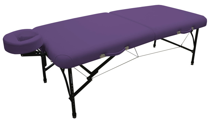 Custom Craftworks Portable Massage Table, Challenger
