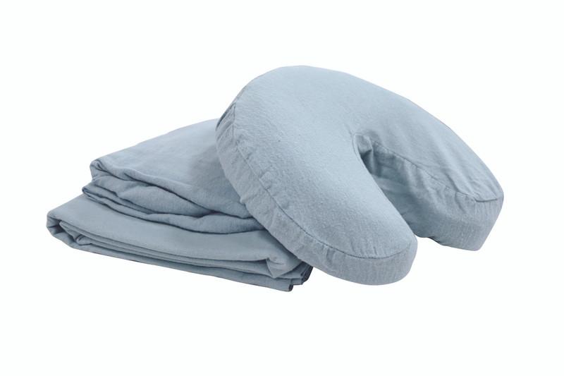 Custom Craftworks Massage Table Linens, Sheet Set, Cotton Flannel