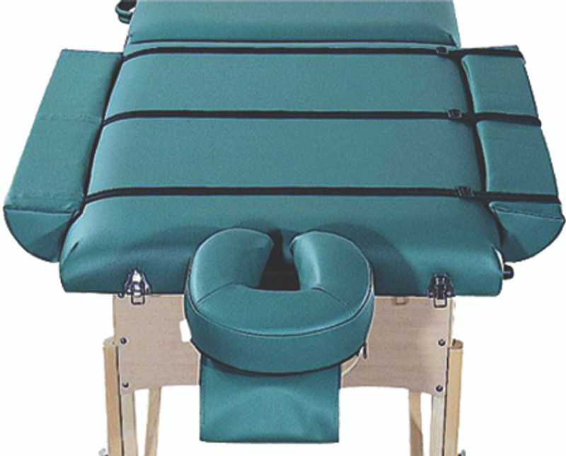 Custom Craftworks Massage Table Bolster, Solutions Side Arm Extension