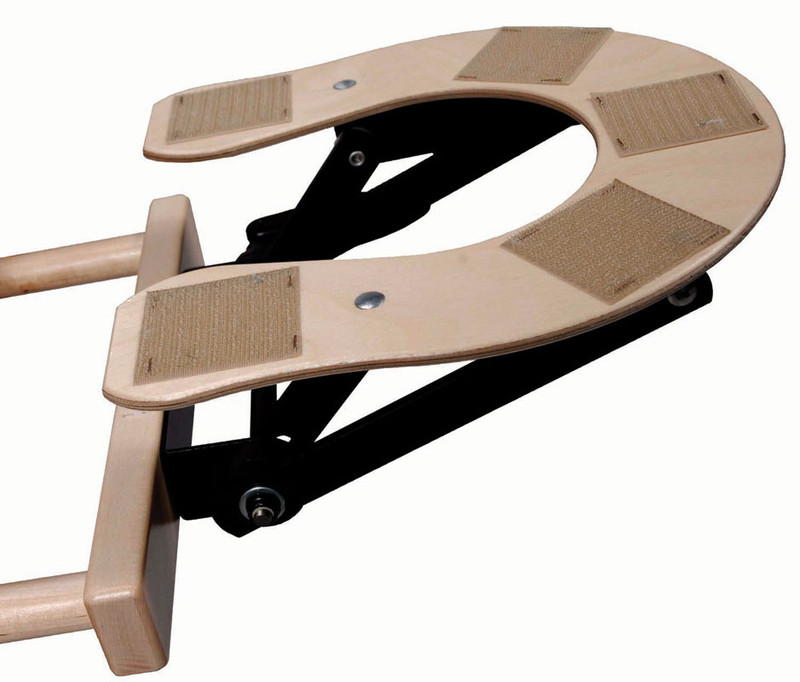 """Custom Craftworks Massage Table Face Cradle Base, 9"""" DELUXE"""