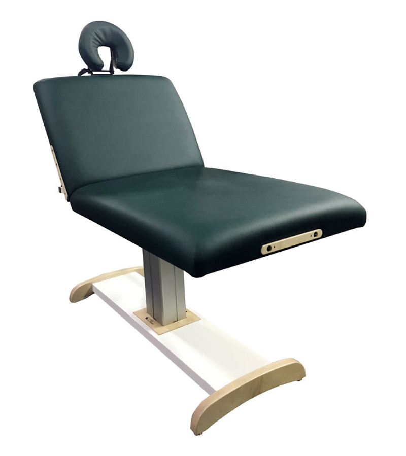 Custom Craftworks Classic Electric Massage Table, MAJESTIC LIFT BACK