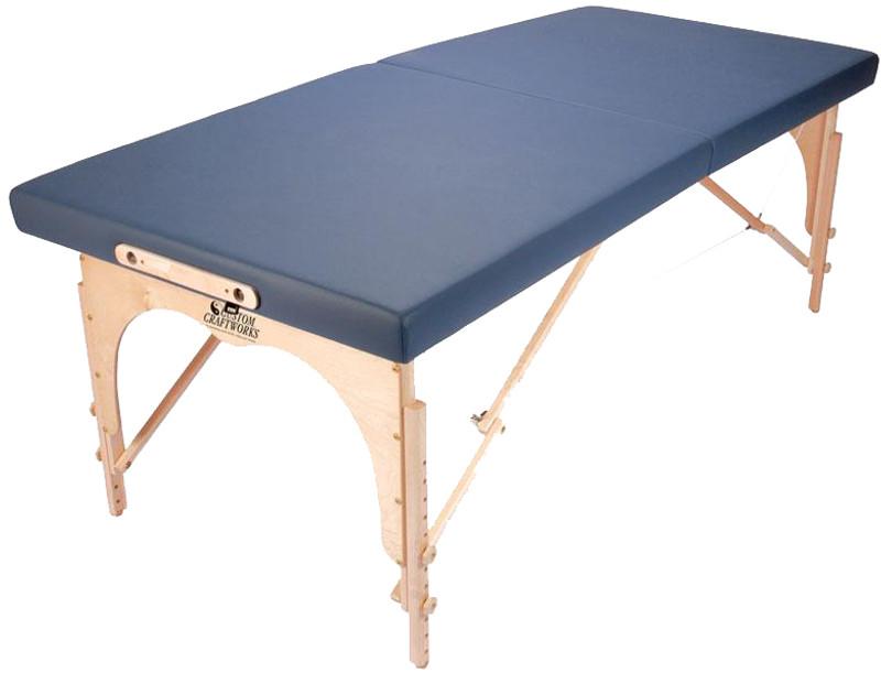 Custom Craftworks Classic Portable Technique Table, ALEXANDER