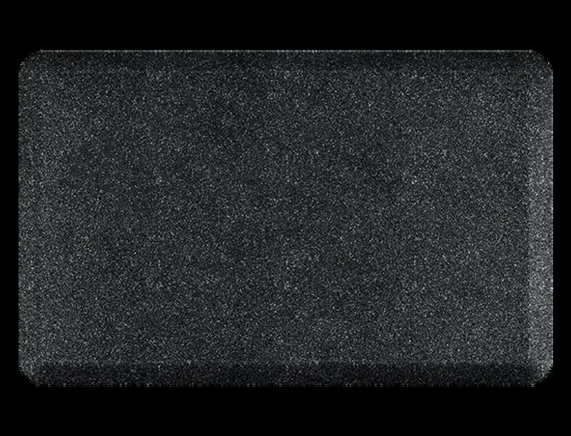 Smart Step Wellness Mat, Mosaic Floor Mat, Onyx