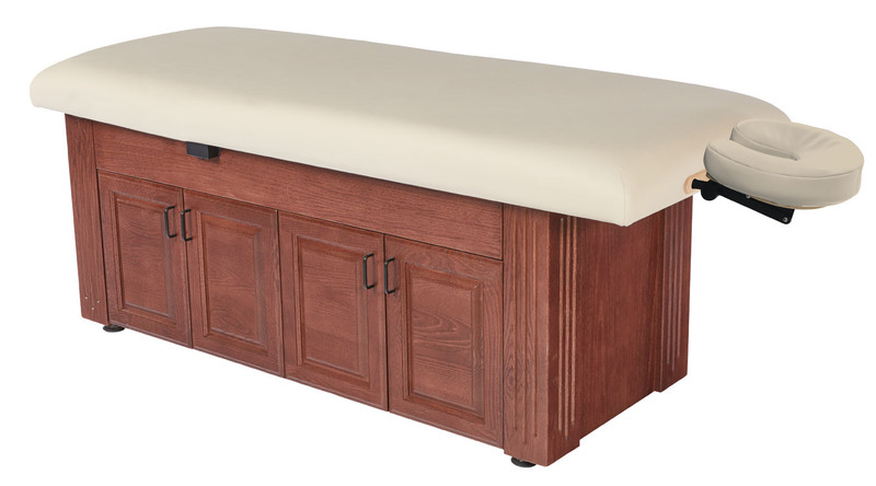 Custom Craftworks Signature Series Electric Spa Table, M100 Basic