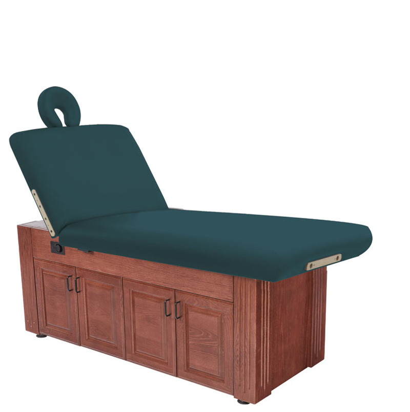 Custom Craftworks Signature Series Electric Spa Table, M100 Lift Back