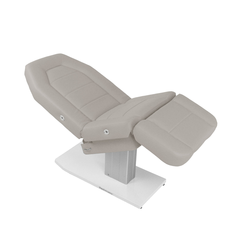 Touch America Spa Treatment Chair/Table, Powered Lift, MARIMBA, Slate