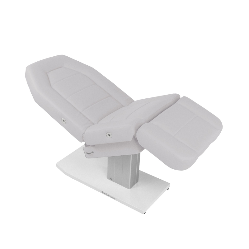 Touch America Spa Treatment Chair/Table, Powered Lift, MARIMBA, Pebble
