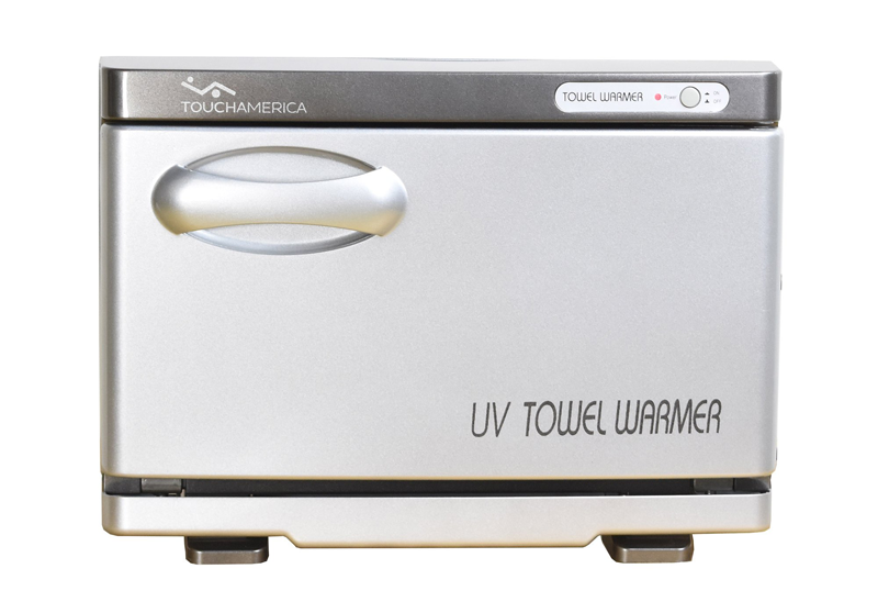 Touch America UV Sanitizing Hot Towel Cabinet, SMALL