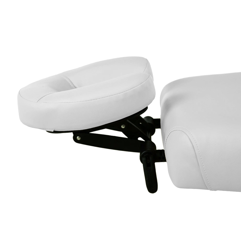 Touch America Massage Table Cradle & Pillow, Contour FaceSpace, White