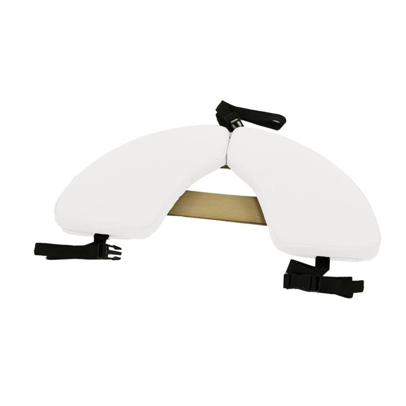 Touch America Massage Table Hanging Armrest Shelf, White