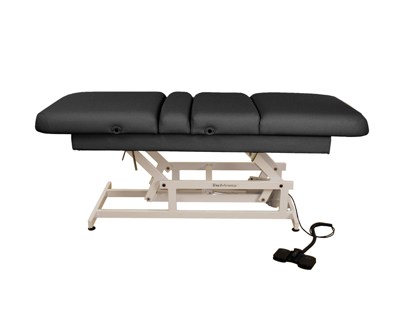 Touch America ADA Powered Lift Treatment Table, HILO MULTIPRO, Black