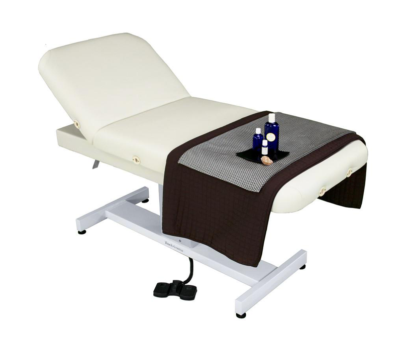 Touch America Powered Lift Spa Treatment Table, VENETIAN Face & Body