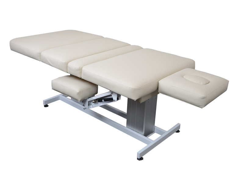 Touch America Electric Lift/Tilt Massage Table, EMBRACE, arm to the side