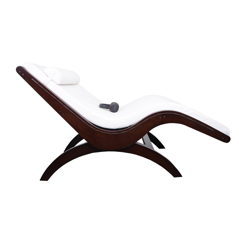 Touch America Spa Relaxation Lounger, LEGATO, side view