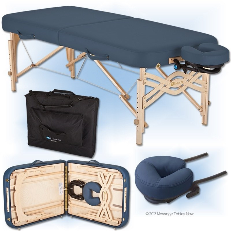 Earthlite Spirit Massage Table - package