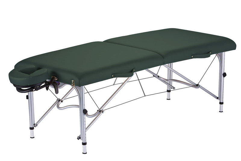 Earthlite Luna Portable Massage Table in Teal