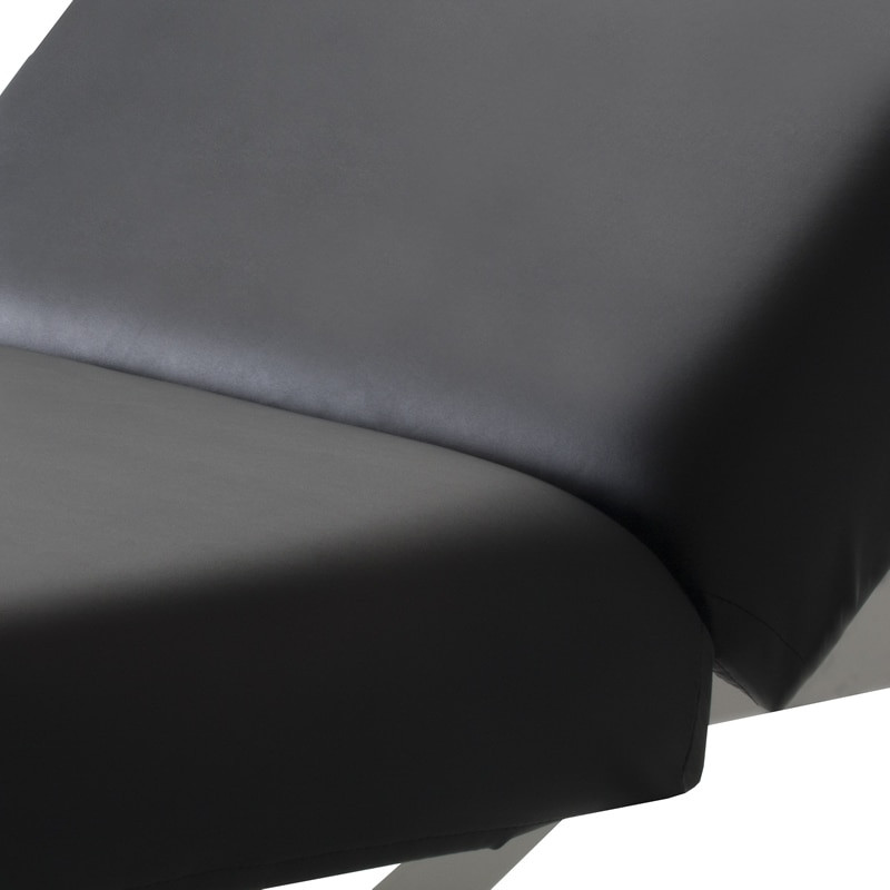 EarthLite Massage Table Cover, PROFESSIONAL tilt fold closeup