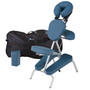 Earthlite Portable Massage Chair Package, VORTEX, with case