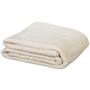 Earthlite Massage Table Blanket, Microfiber Fleece, Premium, Cream