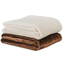 Earthlite Massage Table Blanket, Microfiber Fleece, Premium, 2
