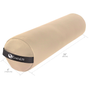 Earthlite Massage Table Bolster, Stowaway Full Round, Dimensions