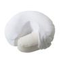 Earthlite Massage Table Face Pillow Cover, Microfiber (1 pack), White