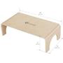 "Earthlite Massage Table Step, Big Step (7""), Dimensions"