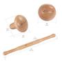 Earthlite Massage Tool Kit, Dimensions