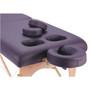 Custom Craftworks Athena Massage Table - Plugs