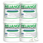 ERC Fitness Equipment & Surface Cleaning Wipes, Reliance, 4 Rolls
