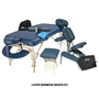 Custom craftworks Luxor Portable massage table-business basics kit
