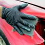 ERC Powder Free Nitrile Gloves, Black, 6 Mil, Usage