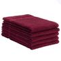 ERC Cotton Terry Towels, 16x27, Heavyweight, Premium, Burgundy