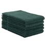 ERC Cotton Terry Towels, 16x27, Heavyweight, Premium, Green